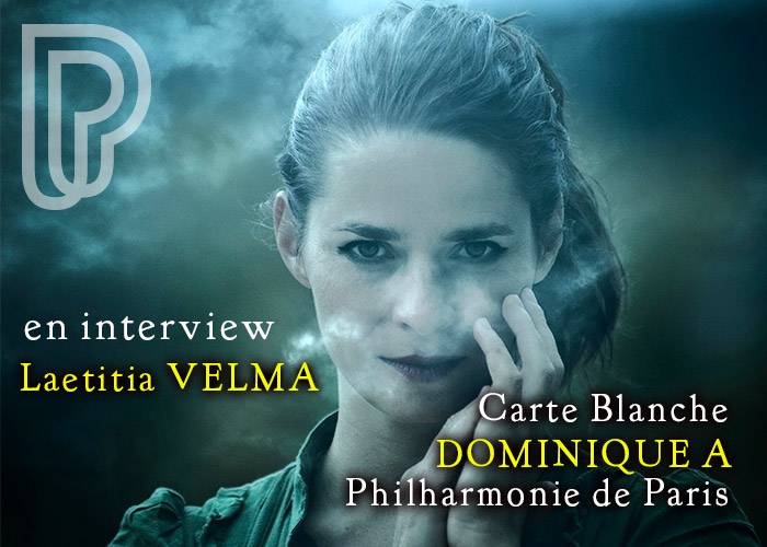 Laetitia Velma en interview