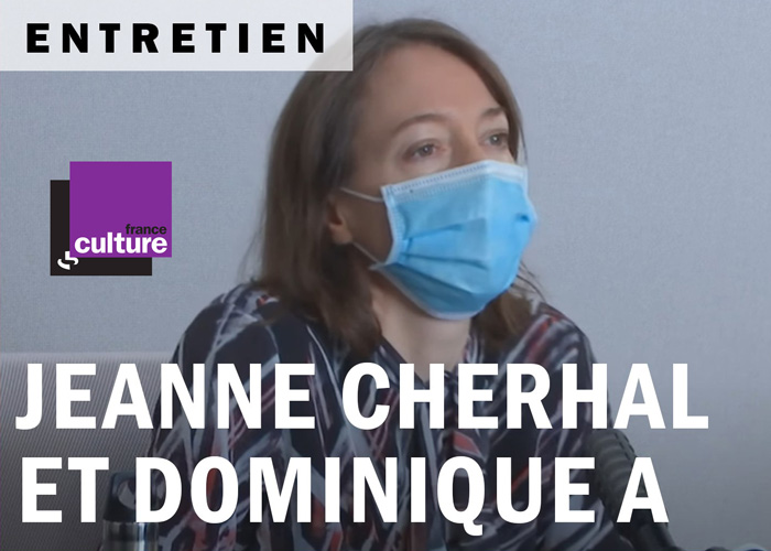 Jeanne Cherhal et Dominique A en interview